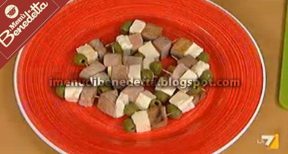 Spiedini tonno olive mozzarella la ricetta di benedetta for Mozzarella in carrozza parodi