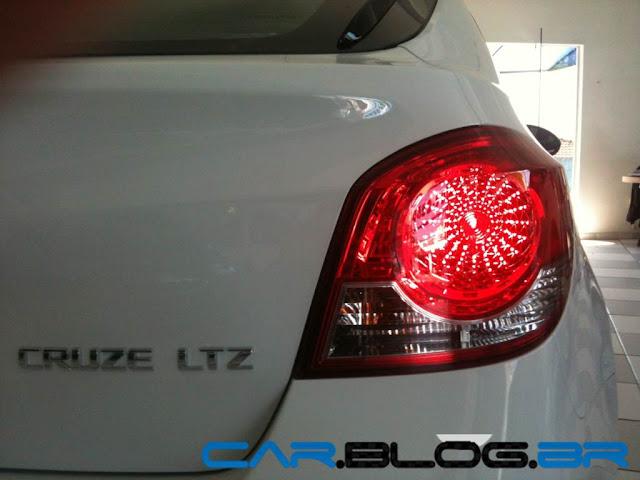 Cruze Sport6 LTZ 2012 lanterna traseira