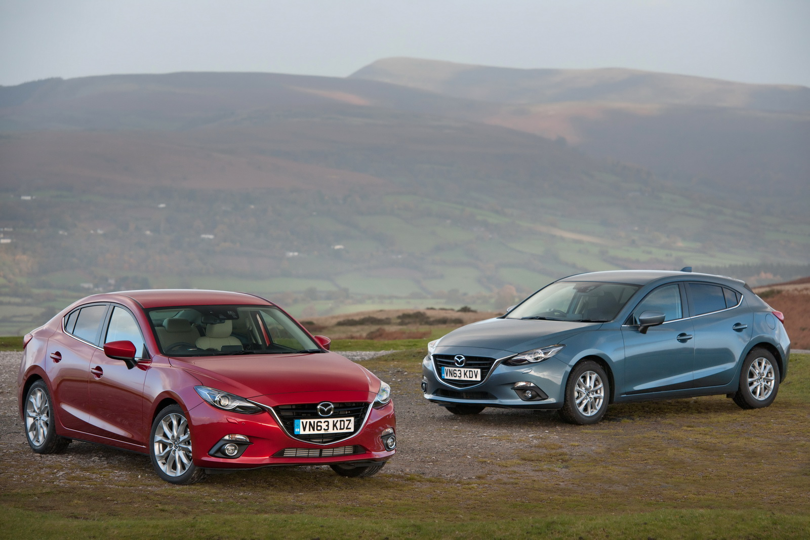 mazda 3 now available with new skyactiv 1 5l diesel and. Black Bedroom Furniture Sets. Home Design Ideas
