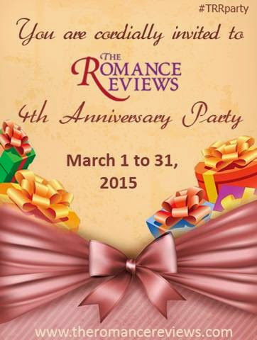 The Romance Reviews 4th Anniversary Event