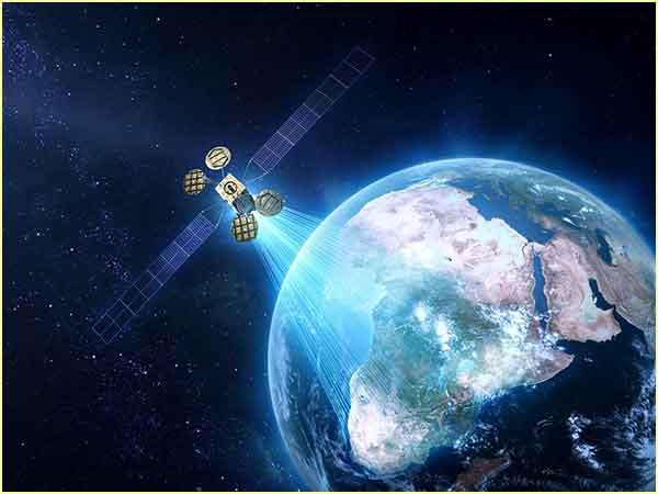 Internet desde espacio