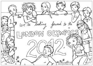 olympics coloring pages, olympic coloring pages