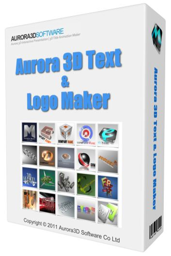 Free Portable Software Download Free Software Download Aurora 3d Text Logo Maker