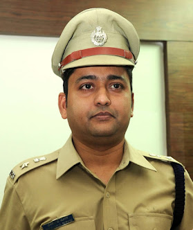 Superintendent Of Police, DK District