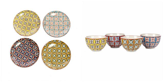hippy plate, bowl