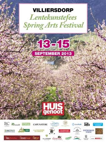 Villiersdorp Arts Festival