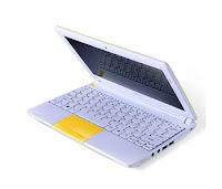 Acer Aspire One Happy 2 Yellow