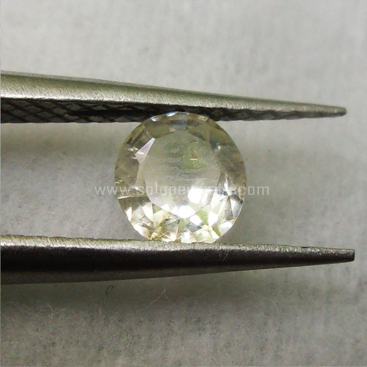 Batu Permata White Sapphire - SP1029