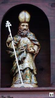 Cristo de la Bondad de San Leandro