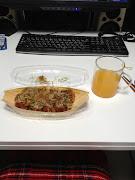 ソース味のもの。美味しかったです。 投稿者 Shibata Eitaro 時刻: 22:29
