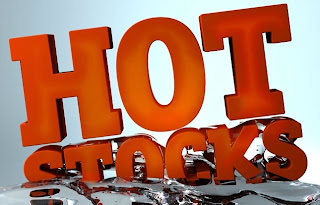 hot stocks logo