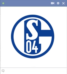 Schalke 04 Chat Emoticon