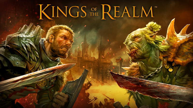 Kings of the Realm Gameplay IOS / Android