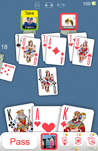 Screenshots of the Durak Online for Android tablet, phone.