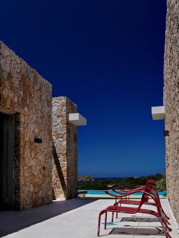 casa en Cala Conta Ibiza
