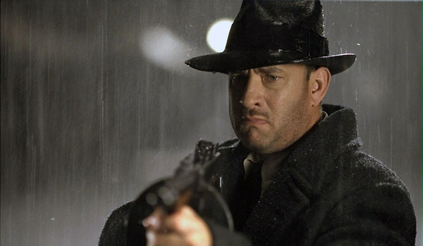 Tom Hanks in Road to Perdition