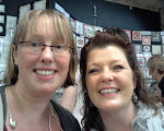 Me and Kay Indigoblu stamps