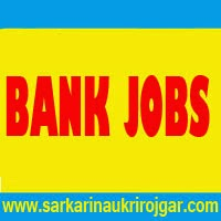 Bank Jobs Opening