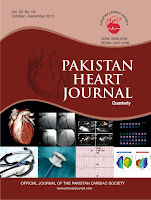 Pakistan Heart Journal