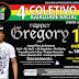 """Gregory se apresenta no 4º """"Coletivo Igualdade Racial"""" em Indaiatuba"""