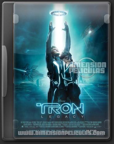 Tron Legacy (DVDRip Español Latino) (2010) (1 LINK)