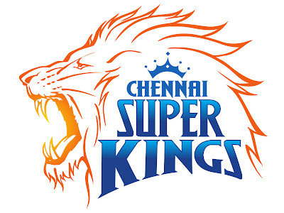 Indian Premier league Team Chennai Super Kings Logo