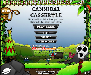 cannibal casserole screenshot