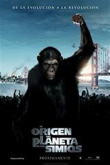 origen del Planeta de los Simios  (2011)