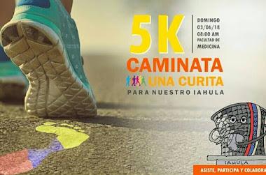 """Hospital recaudará fondos con la Caminata 5K """"Una curita para nuestro Iahula"""""""