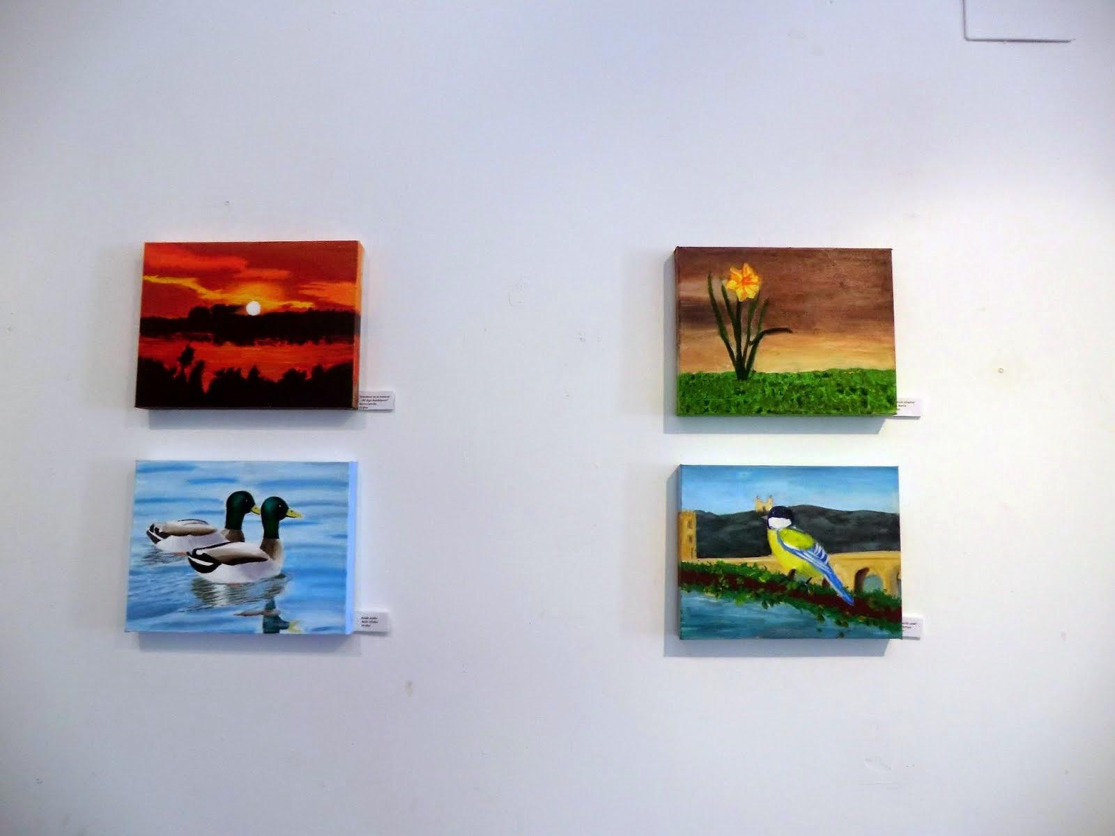 """Exposición infantil sobre """"el Gaudalquivir"""""""