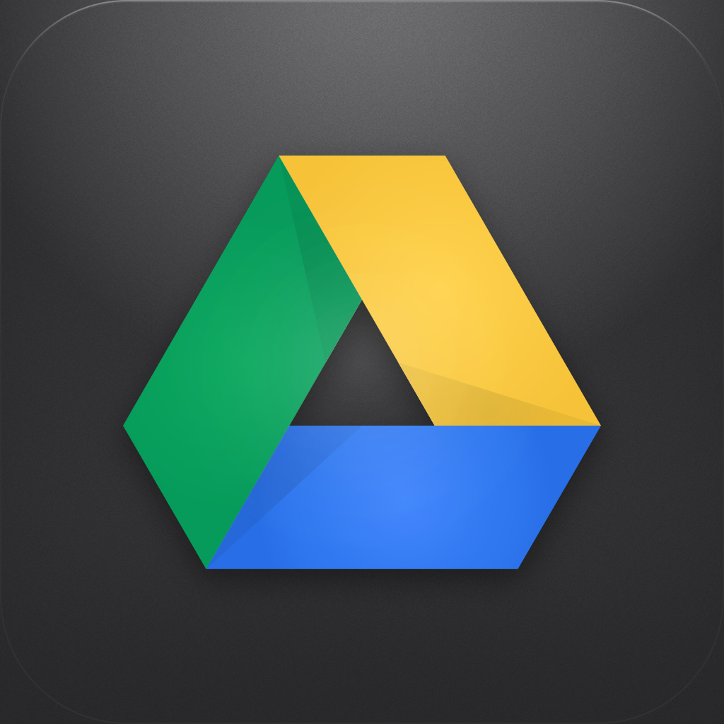 how to open a google drive
