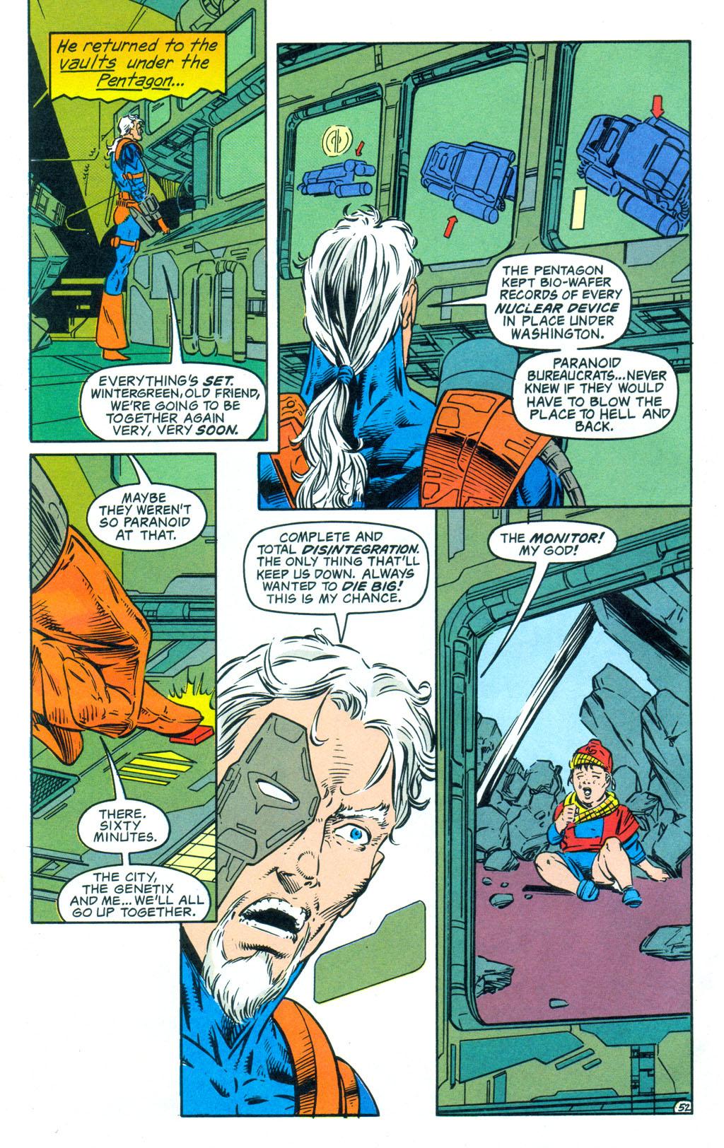 Deathstroke (1991) Annual 3 #3 - English 53