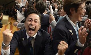 Япония - Олимпиада 2020, удача или подстава - Японии угрожают масштабные отключения электричества