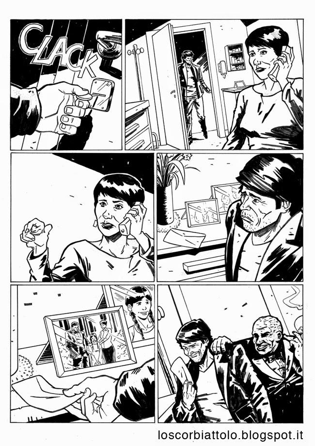 all in pazzi per il fumetto vincitore 2014 inchiostro mirko treccani pagina 2