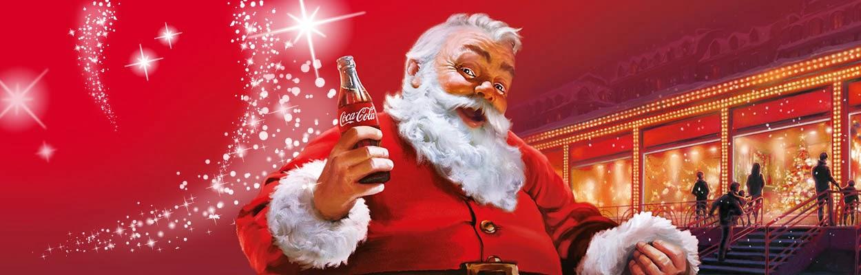 Aluminum bottle collector club coca cola santa claus christmas