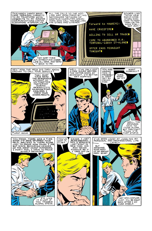 Captain America (1968) Issue #317 #245 - English 15