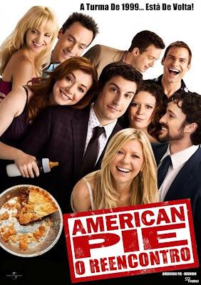 American Pie: O Reencontro Dublado