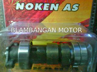 Sparepart motor murah. Noken as alias kem Honda CS1