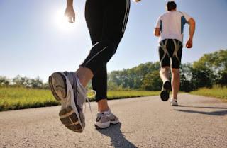 Bersenam membantu tubuh dan minda sihat