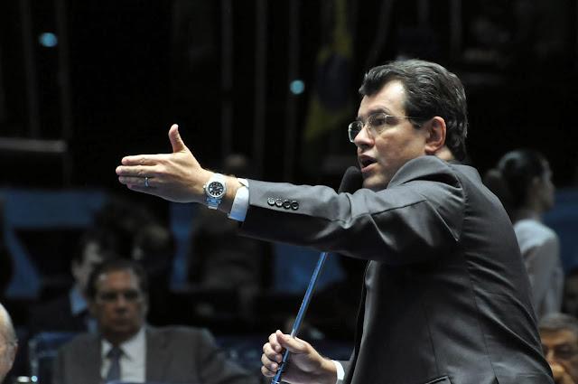 Senado aprova texto principal de Braga sobre financiamento à saúde