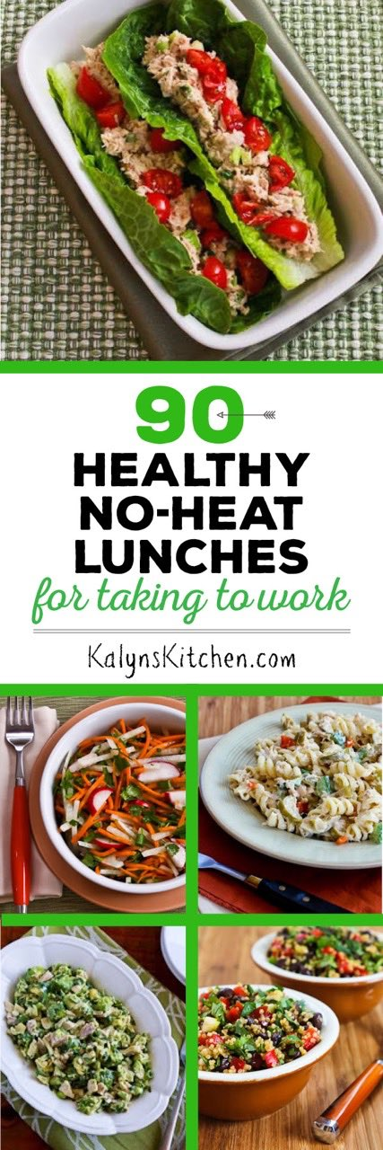 recipe: no heat no fridge lunches
