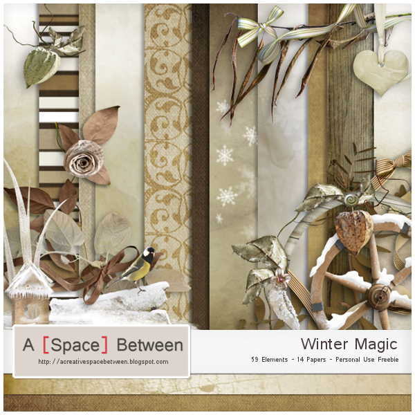 Scrapkit: Winter Magic
