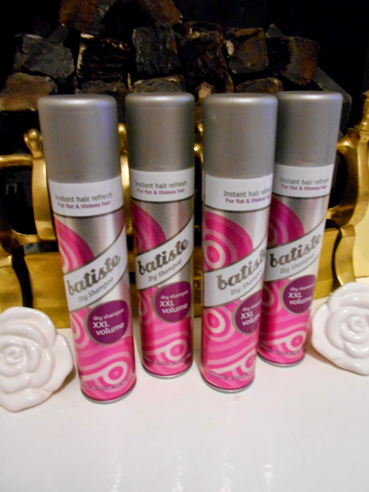 Batiste XXL Volume - Dry Shampoo