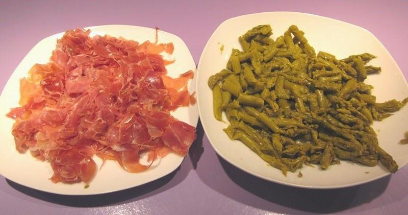Frittata aux asperges sans gluten