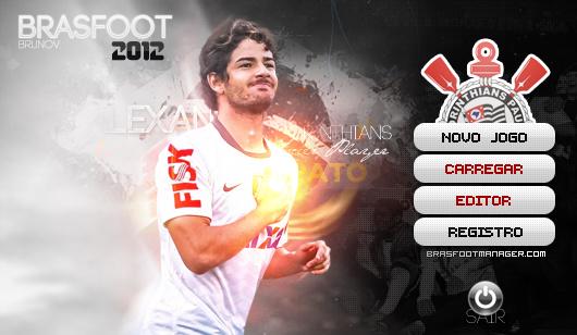 Skin Alexandre Pato     Corinthians     Brasfoot 2012