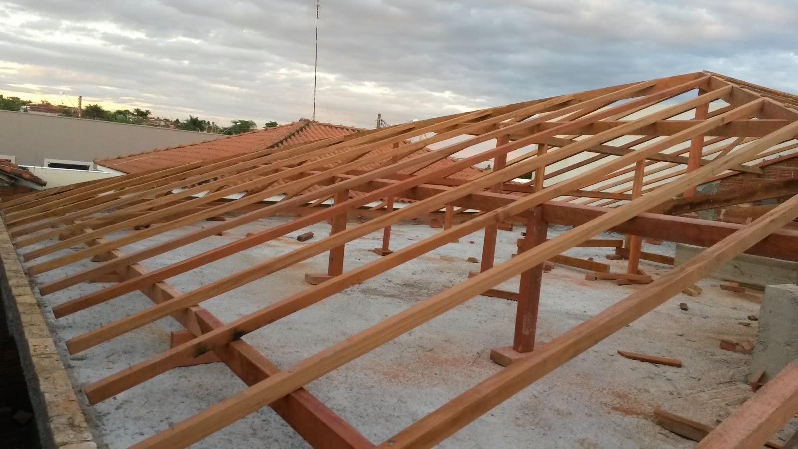Diário de construção da Gica: Madeiramento #6F4428 1600x900