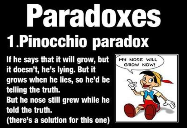 funny, funny pictures, paradoxes