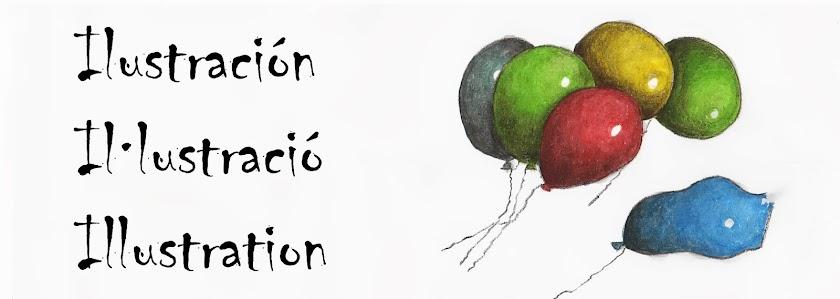 Ilustración Il·lustració Illustration