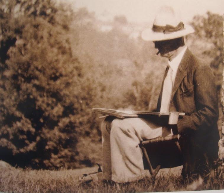 """Dipingere è meraviglioso"" diceva Hermann Hesse"