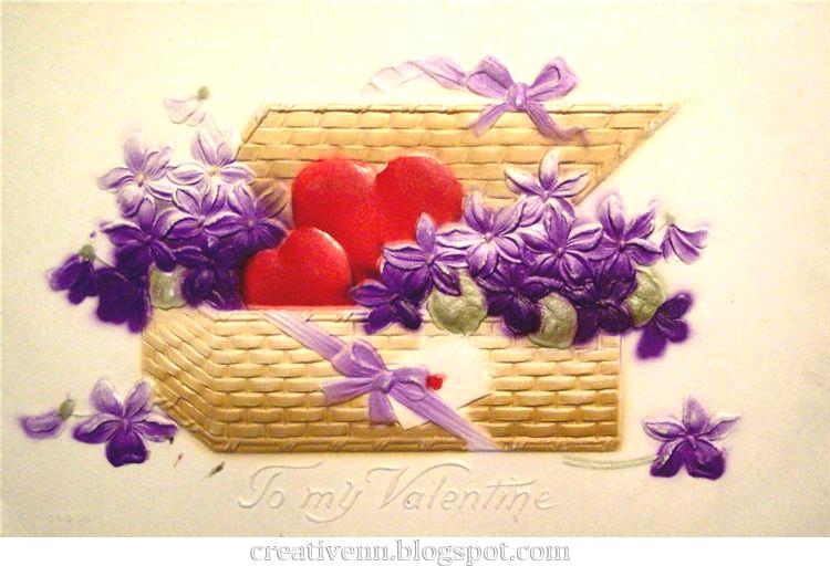 День святого валентина старинная